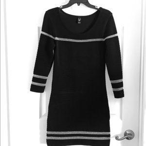 Windsor Black: / Gold Dress NWOT